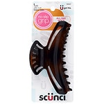 Scunci No-Slip Grip Claw Clip- 1 Each