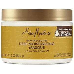 SheaMoisture Raw Shea Butter Deep Treatment Masque- 12 Ounces