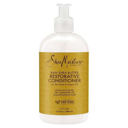 SheaMoisture Raw Shea Butter Restorative Conditioner - 13 Ounces