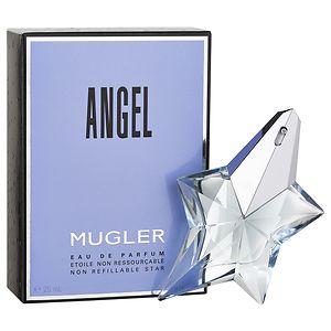 Thierry Mugler Angel Eau De Parfum Spray for Women, .8 fl oz