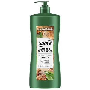 Suave Professionals Shampoo, Almond and Shea Butter- 28 fl oz