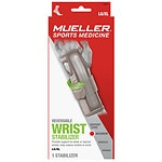 Mueller Sport Care Carpal Tunnel Wrist Stabilizer, Maximum Support, Model 62021, Large/X-Large- 1 ea