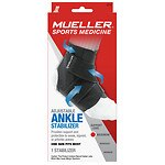 Mueller Adjustable Ankle Stabilizer, Maximum Support, Model 6518,