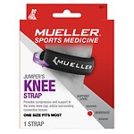 Mueller Sport Care Left/Right Jumper's Knee Strap Moderate Support Level