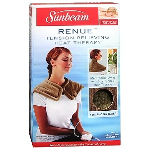 Sunbeam Renue Tension Relieving Heat Therapy Wrap- 1 ea