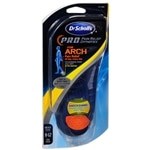 Dr. Scholl's Pain Relief Orthotics for Arch, 8-12- 1 pr