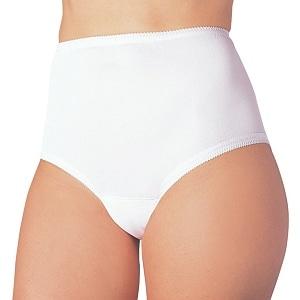 Wearever Women's Cotton Comfort Panty, Small, White- 3 ea