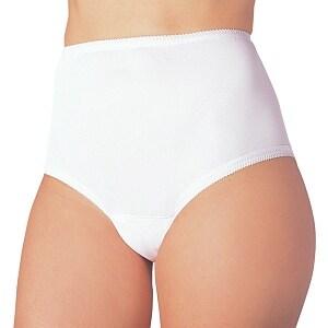 Wearever Women's Cotton Comfort Panty, XL, White