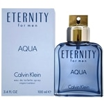 Calvin Klein Eternity Aqua Eau de Toilette Spray- 3.4 fl oz