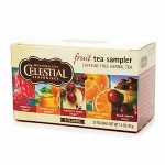 Celestial Seasonings Fruit Sampler Herb Teas, Bags