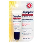 Aquaphor Lip Repair + Protect, Broad Spectrum SPF 30