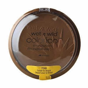 Wet n Wild Color Icon Collection Bronzer SPF 15, Ticket to Brazil