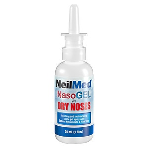NeilMed NasoGel Drip Free Gel Nose Spray, 1 oz (705928045309)