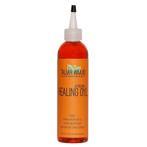 Taliah Waajid Black Earth Products African Healing Oyl- 8 oz