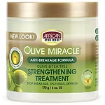 African Pride Olive Miracle Anti-Breakage Formula Hair Treatment- 6 oz
