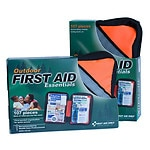 First Aid Only Outdoor First Aid Kit, Softsided, 107 Piece- 1 ea