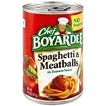 Chef Boyardee Spaghetti & Meatballs