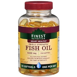 Upc 311917138718 finest nutrition fish oil 1400mg for Finest nutrition fish oil