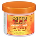 Cantu Shea Butter Moisturizing Twist & Lock Hair Gel, 46