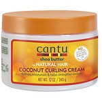 Cantu Shea Butter Coconut Curling Cream, 33- 12 oz