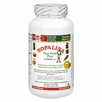 Nopalina Flax Seed Plus Dietary Supplement Capsules- 120 ea