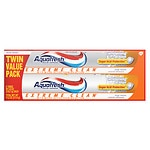 Aquafresh Toothpaste, Extreme Clean Twin Pack- 2 ea