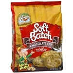 Keebler Soft Batch Cookies, 18