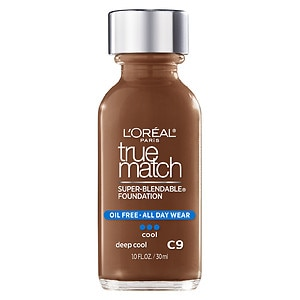 L'Oreal Paris True Match Super-Blendable Makeup, Cool