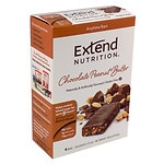 Extend Nutrition Bars, Peanut Butter Chocolate Delight, 4 pk- 1.41 oz