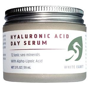 White Egret Hyaluronic Acid Day Serum- 2 fl oz