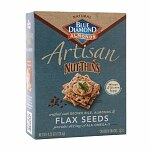 Blue Diamond Nut-Thins Artisan Nut-Thins, Flax Seed- 4.25 oz