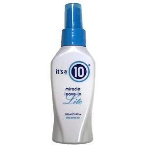 it's a 10 miracle volumizing leave in lite