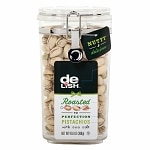 Good & Delish Roasted Pistachios with Sea Salt