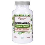 Quantum Health Super Lysine+ Immune System, Tablets- 180 ea