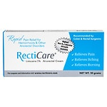 RectiCare Lidocaine 5% Anorectal Cream- 1 oz