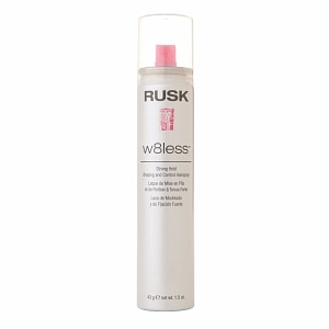 Rusk W8less Hairspray, Strong Hold