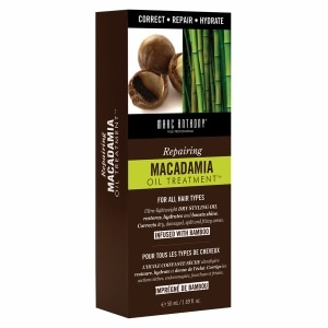 Marc Anthony True Professional Repairing Macadamia Oil Treatment for All Hair Types- 1.69 fl oz