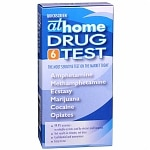 At Home Drug Test, 6 Panel- 1 ea