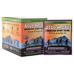 Acli-Mate Mountain Sport Drink Altitude & Energy Aid Packets, 30 pk, Grape- .46 oz