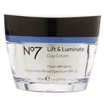 Boots No7 Lift & Luminate Day Cream