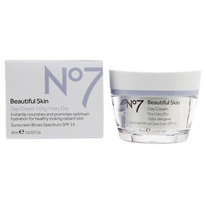 Boots No7 Beautiful Skin Day Cream, Dry / Very Dry- 1.6 oz