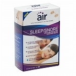 air SLEEP/SNORE - Drug-free Snoring Relief Nasal Breathing Aid- 12 ea