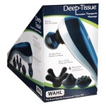 Wahl Deep Tissue Percussion Therapeutic Massager- 1 ea