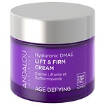 Andalou Naturals Hyaluronic DMAE Lift & Firm Cream- 1.7 oz