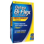Osteo Bi-Flex Joint Health, Triple Strength with Vitamin D, Tablets- 120 ea