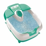 Conair True Massaging Foot Bath with Bubbles & Heat FB30