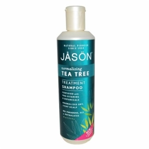 JASON Tea Tree Scalp Normalizing Shampoo- 17.5 fl oz