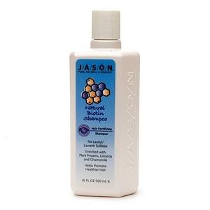 JASON Restorative Biotin Pure Natural Shampoo- 16 fl oz