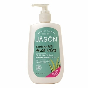 Jason Natural Cosmetics Aloe Vera 98%, Moisturizing Gel