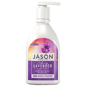 JASON Pure Natural Body Wash, Calming Lavender